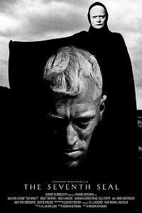 El septimo sello pelicula obra de arte del cine blanco y negro - películas de ajedrez