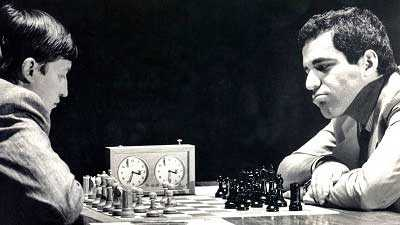Anatoli Karpov vs Garri Kasparov