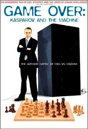 Game Over: Kasparov and the Machine (2003) Documentales de ajedrez