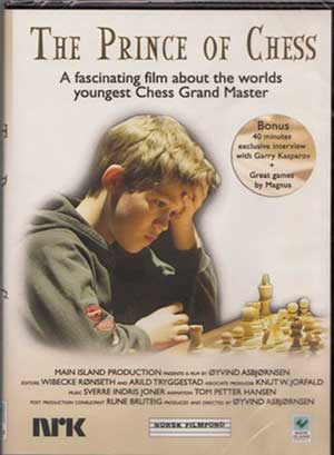 The Prince of Chess (2005) Documentales de ajedrez