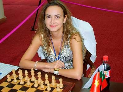 Antoaneta Stefanova una de las mejores jugadora de ajedrez de todos los tiempos