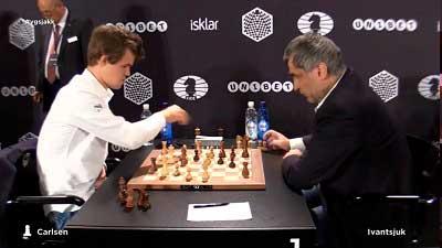 Carlsen-Ivanchuk