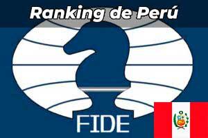 Los mejores jugadores de Ajedrez de Perú