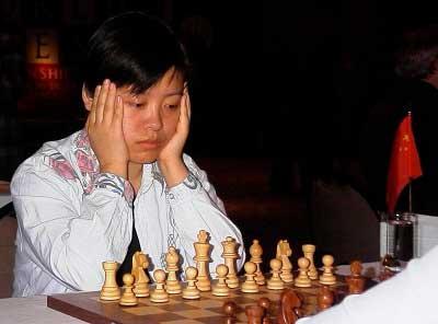Xie Jun una de las mejores jugadora de ajedrez de todos los tiempos