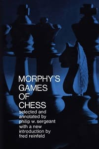 paul morphy morphy's games of chess