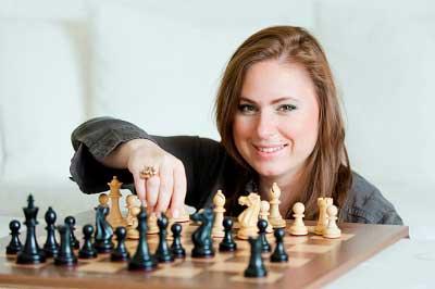 polgar Judit la mejor jugadora de ajedrez de todos los tiempos