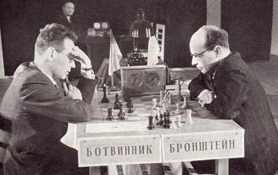 Botvinnik-vs-bronstein