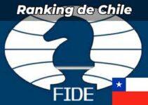 Los mejores jugadores de Ajedrez de Chile