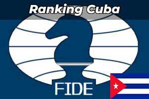 FIDE-Ranking-Cuba