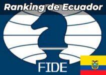 Los mejores jugadores de Ajedrez de Ecuador