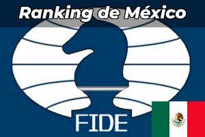 Los mejores jugadores de Ajedrez de México