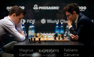 Fabiano-Caruana-vs-Magnus-Carlsen