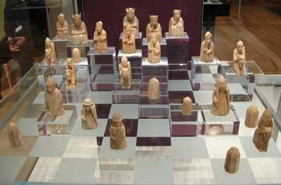 Lewis-Chessmen-at-the-British-Museum