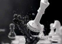 tipos de jugadores de ajedrez Loco atacante