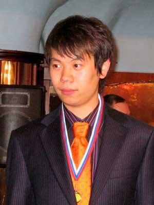 Wang-Hao-medallista