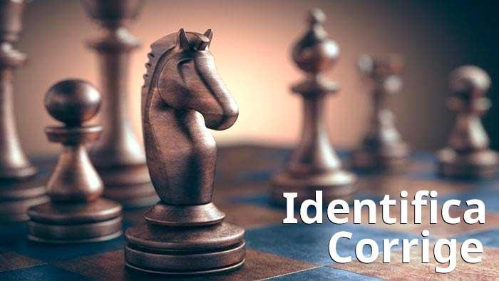 Identificar y Corregir
